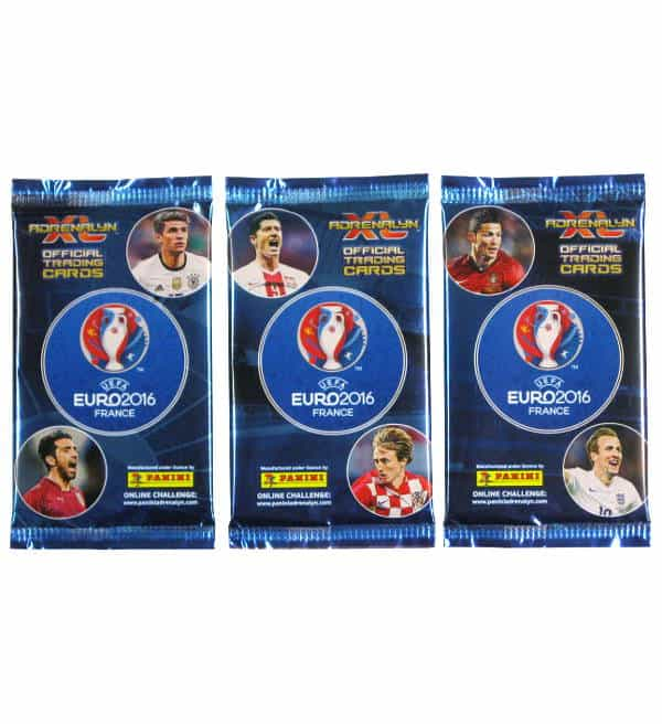 Panini Adrenalyn XL EURO 2016 scatola Booster