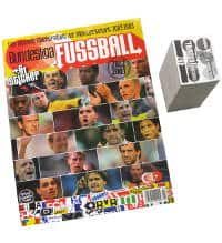 Panini Fussball 2002-2003 Set - alle Sticker + Album