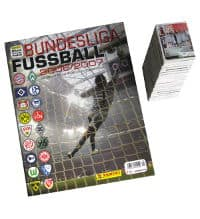 Panini Fussball 2006-2007 Set - alle Sticker + Album