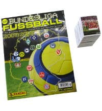 Panini Fussball 2007-2008 Set - alle Sticker + Album