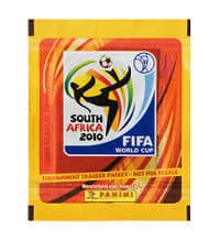 Panini coppa del mondo 2010 bustina - Tournament Tracker UK