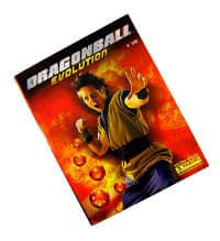 Panini Dragonball Evolution - album vuoto