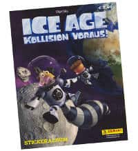 Panini Ice Age 5 - Album Figurine
