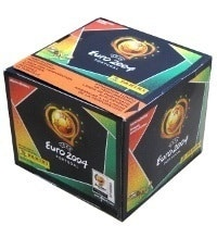 Panini Euro 2004 Display scatola con 50 bustine