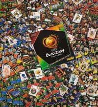 Panini EURO 2004 set completo- tutti sticker +  album