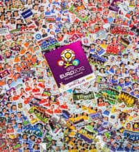 Panini Euro 2012 versione internationale - Sticker + Album