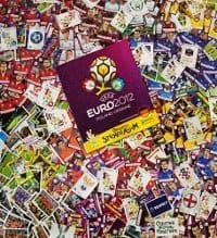 Panini EURO 2012 set completo - tutti sticker + album