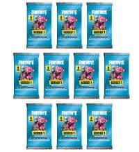 Panini Fortnite Trading Cards Serie 1 - 10 Bustine