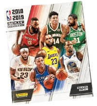 Panini NBA 2018 2019 Album Figurine
