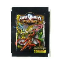 Panini Power Rangers Mystic Force - bustina con 5 figurine