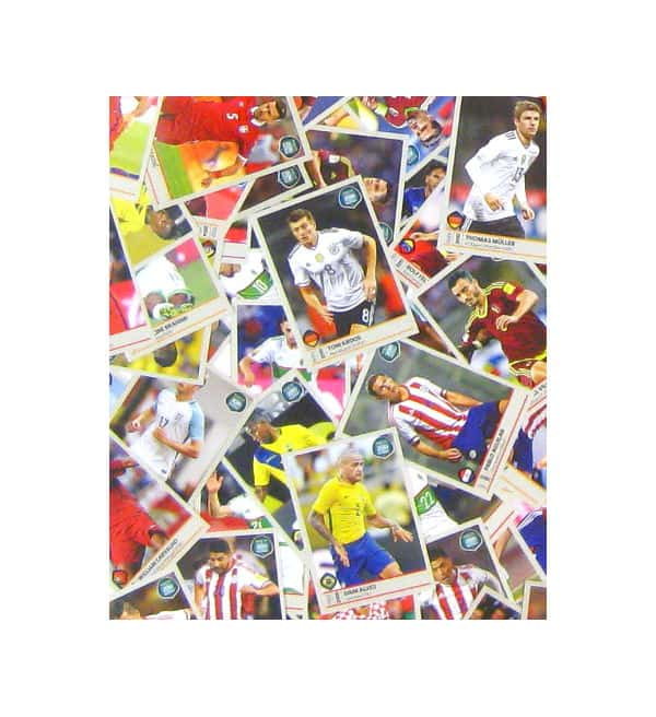 Panini Road to World Cup 2018 - tutti 480 figurine