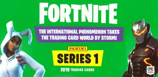 Panini Fortnite Trading Cards Serie 1
