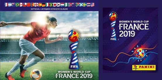 Panini Women's World Cup 2019