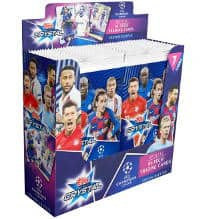 Topps Champions League Crystal 2019/20 Scatola