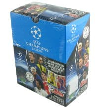 Topps Champions League Figurine 2016 / 2017 Scatola