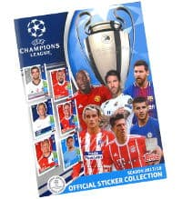 Topps Champions League Figurine 2017 / 2018 Album