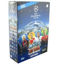 Topps CL Match Attax 2016 / 2017 Nordic Edition Superbox