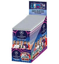 Topps Champions League Match Attax 2018 / 2019 Scatola
