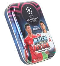 Topps Champions League Match Attax 2018 / 2019 Mini-Tin