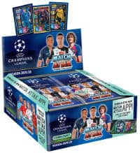Topps Champions League Match Attax 2019/20 Scatola