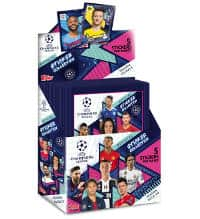 Topps Champions League Figurine 2018 / 2019 Scatola