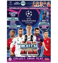 Topps Champions League Match Attax 2018 / 2019 Starter