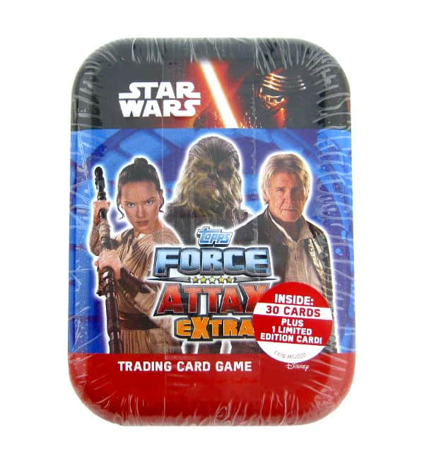Topps Star Wars Force Attax Extra Ep. 7 - Mini-Tin 2